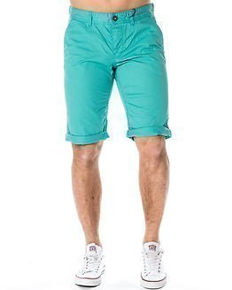 edc by Esprit Flow Chino Berm Shorts Turquoise