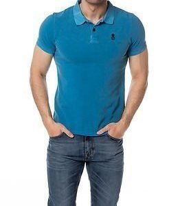 edc by Esprit Gmt Dye Polo Blue
