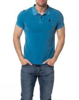 edc by Esprit Gmt Dye Polo Blue
