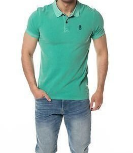 edc by Esprit Gmt Dye Polo Green