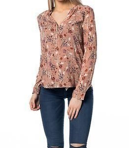 edc by Esprit Padded Blouse Beige