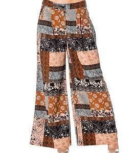 edc by Esprit Palazzo Pant Brown