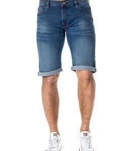 edc by Esprit Shorts Light Blue Denim