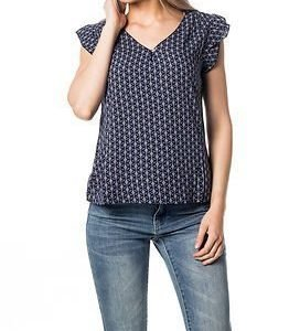 edc by Esprit Shoulder Pleat Navy