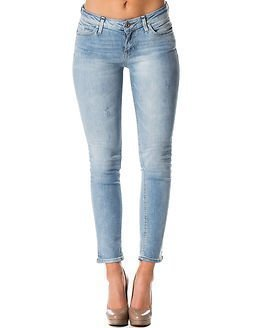 edc by Esprit Skin Ancle Jeans Light Blue