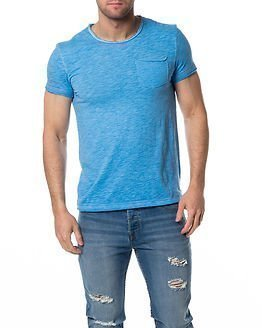 edc by Esprit Spray C-neck Blue