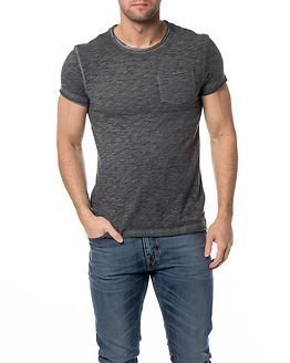 edc by Esprit Spray C-neck Dark Grey