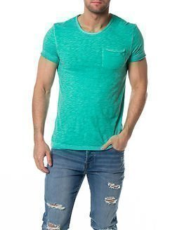 edc by Esprit Spray C-neck Green