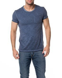 edc by Esprit Spray C-neck Indigo