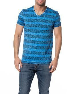 edc by Esprit Spray Stripes Blue