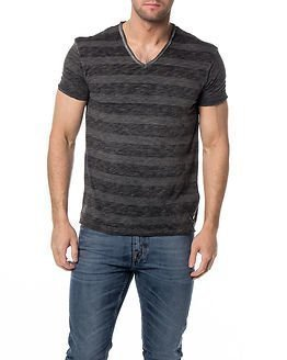 edc by Esprit Spray Stripes Dark Grey