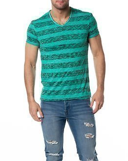 edc by Esprit Spray Stripes Green
