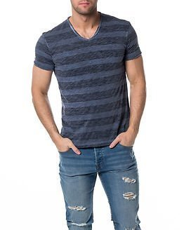 edc by Esprit Spray Stripes Indigo