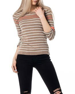 edc by Esprit Stripe Knit Beige