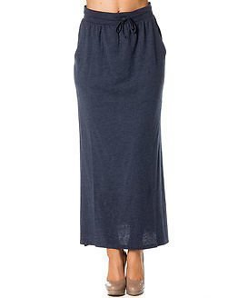 edc by Esprit edc Skirt Dark Grey