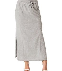 edc by Esprit edc Skirt Light Grey Melange