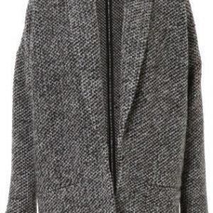 mbyM Tiara Tino Outerwear Light Grey