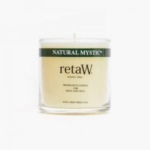 retaW Fragrance Candle