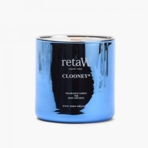 retaW Fragrance Candle Clooney