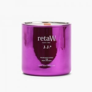 retaW Fragrance Candle JJ