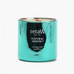 retaW Fragrance Candle Natural Mystic